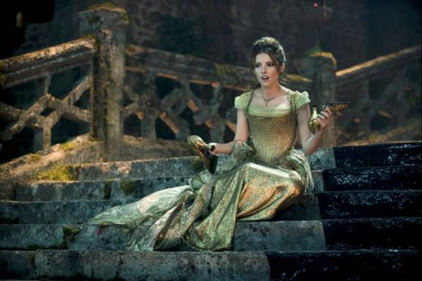 Into the Woods: Anna Kendrick as Cinderella