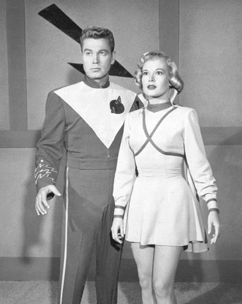 Space Trek - The Past Generation Vena-ray