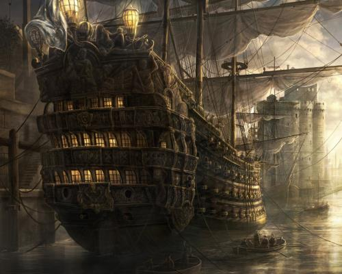 The giant Vasa