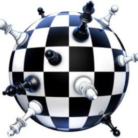 Geopolitics as chess