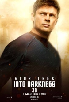 Karl Urban as McCoy