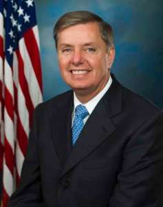 Lindsey Graham, 2006 official portrait