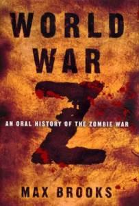 World War Z book cover