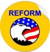 American Reform Party logo