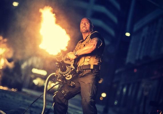 Dwayne Johnson as Agent Hobbes