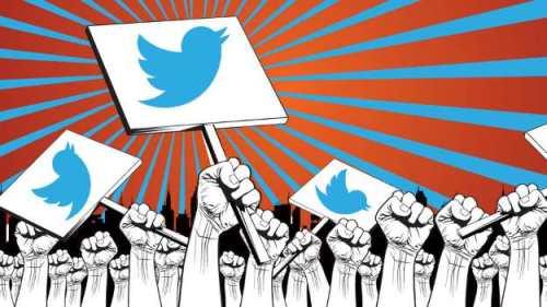The Twitter revolution
