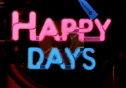 Happy days are here!