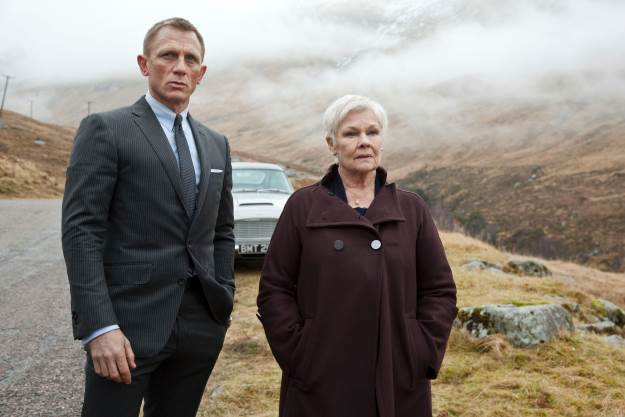 Skyfall: 007 and M