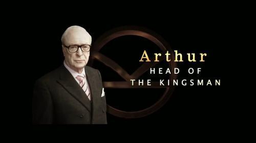 Arthur (Michael Caine)