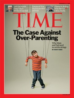 TIME on over-parenting, 30 November 2009