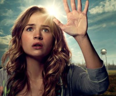 "Britt Robertson as Casey Newton in ""Tomorrowland"""