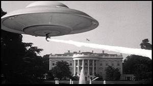 """Earth vs the flying saucers"""