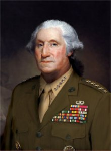 General George WashingtonGeneral George Washington