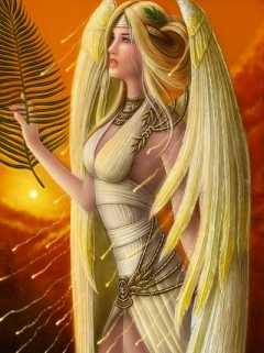 Nike, goddess of victory