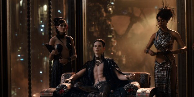 From Jupiter Ascending