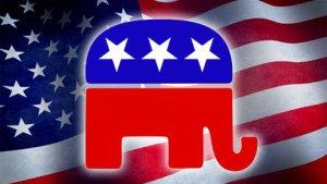 Republicans Flag