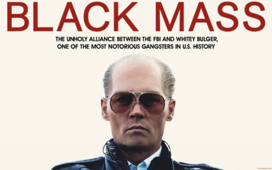 "Poster for ""Black Mass"""
