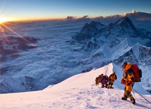 Vista on Everest