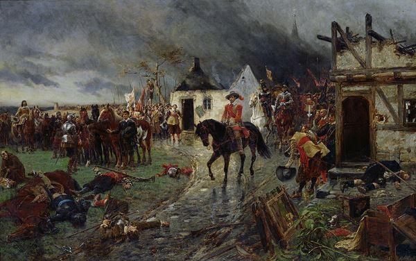 Wallenstein: A Scene of the Thirty Years War