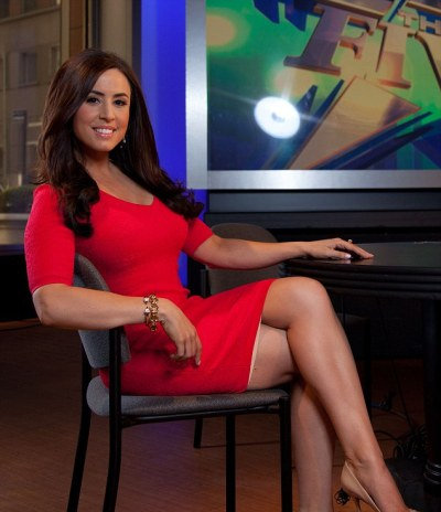 Andrea Tantaros of Fox News.