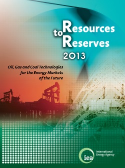IEA:- Resources to Reserves 2013