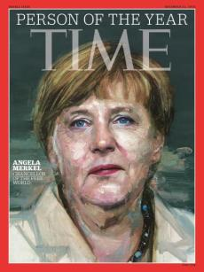 Angela Merkel - Time Person of the Year 2015