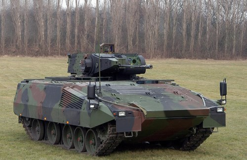 Puma Infantry Fighting Vehicle (German)