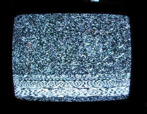 TV noise