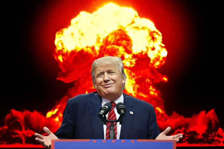 Donald Trump's nuclear proliferation policy