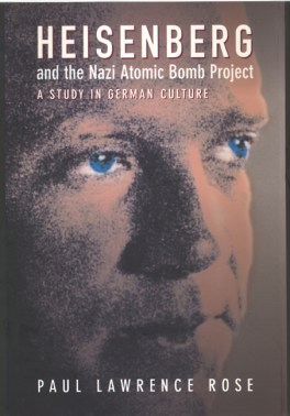 Heisenberg and the Nazi Atomic Bomb Project