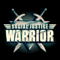 Social Justice Warrior badge