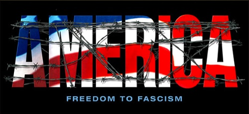 America goes from freedom to fascism