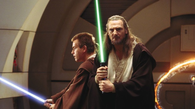 Jedi Knights in action