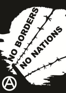 No borders. No nations.
