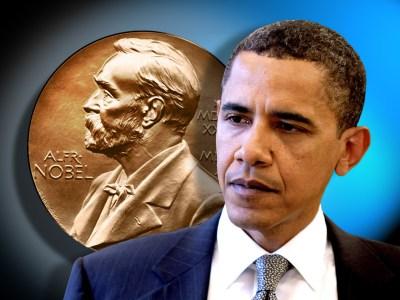 Obama's Nobel Prize