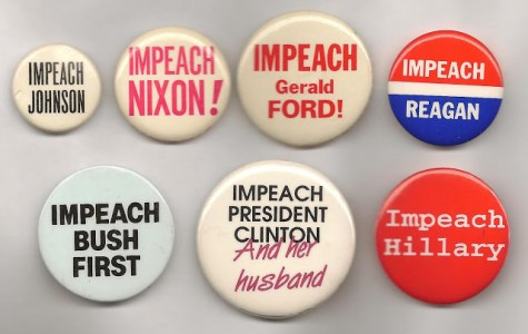 Impeachment buttons