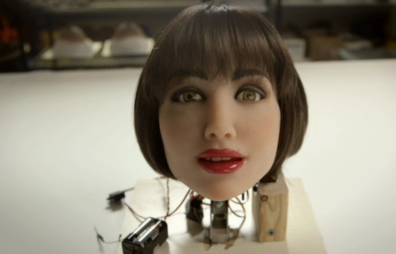 Realbotix - head of a sexbot