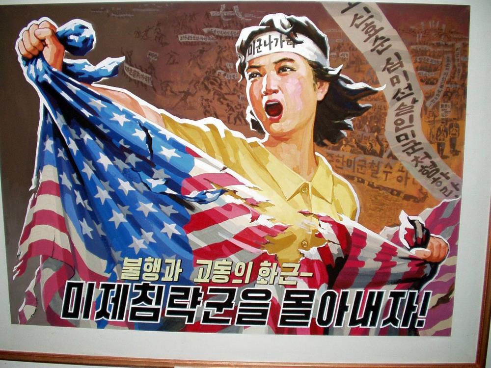 Anti-American billboard