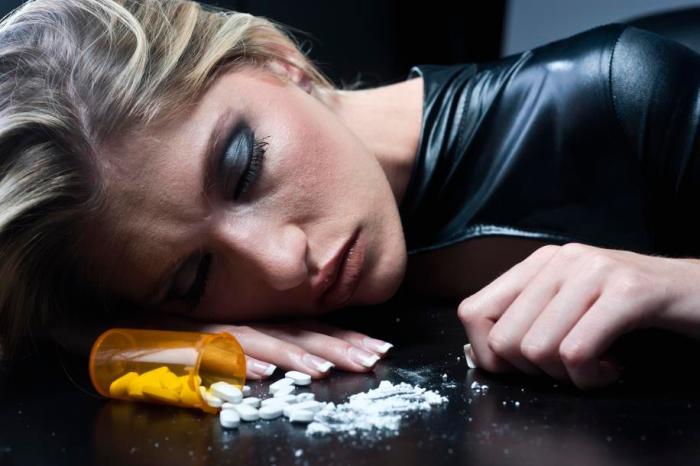 Overdose death