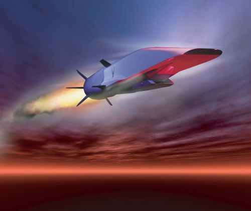 Boeing X-51A Waverider