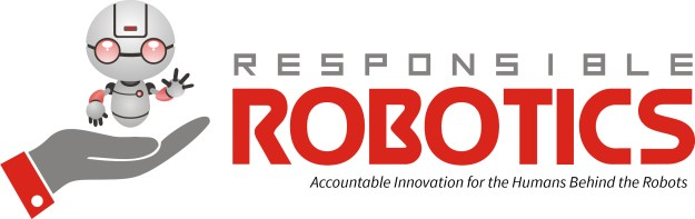 Responsible Robotics