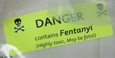 Danger: Fentanyl