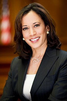 Kamala Harris - Official Attorney-General Photo