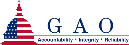 Government Accountability Office Logo