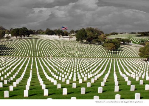 US Military cemetery
