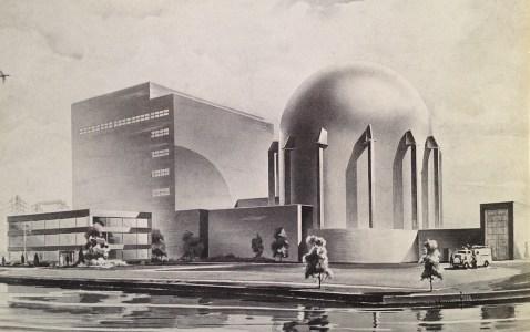 Illustration from 1955 Progress Report, Atomic Power Development Associates, March 1956.