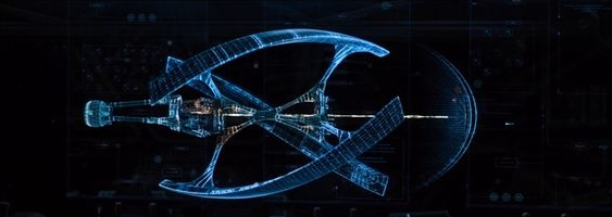 "Starship Avalon in ""Passengers"""
