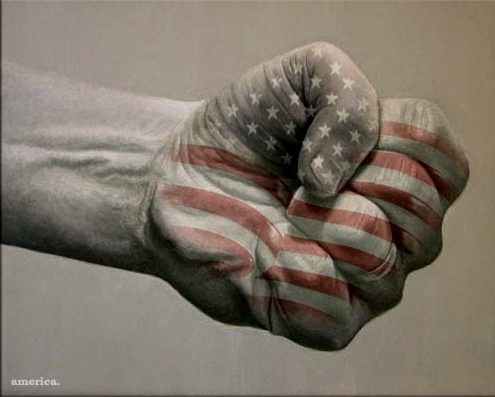 American Military Fist