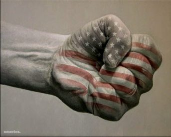 American Military Fist