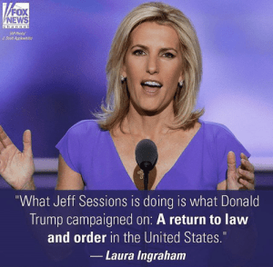Laura Ingraham about McCabe firing
